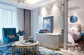 140平米复式现代简约风格阳光房装修图片大全