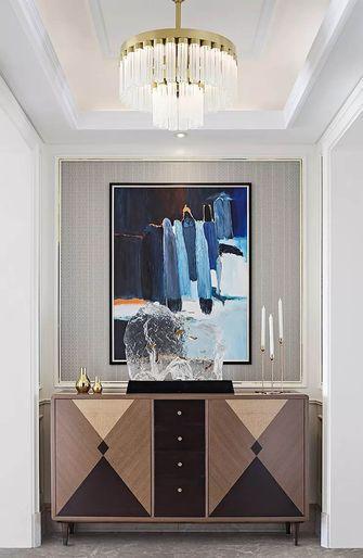 140平米四室两厅新古典风格玄关装修案例