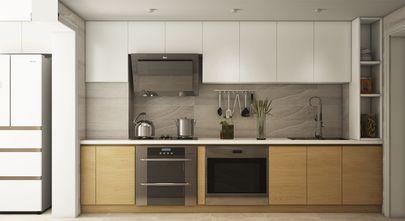 100平米三室一厅欧式风格厨房装修案例