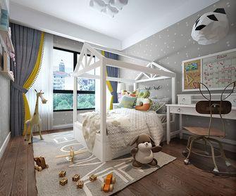 140平米四中式风格儿童房图片