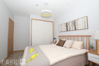 80平米日式风格卧室装修案例