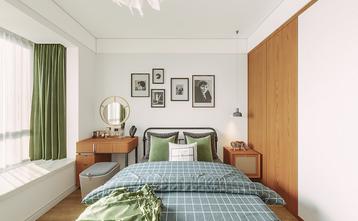 120平米三室一厅其他风格卧室装修效果图