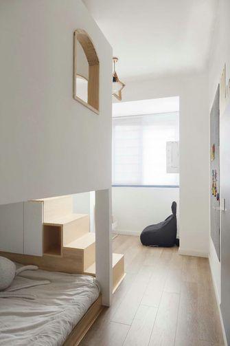 80平米日式风格儿童房图