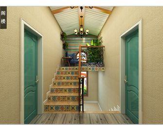 20万以上140平米别墅地中海风格阁楼图片大全