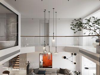 140平米三现代简约风格阁楼图