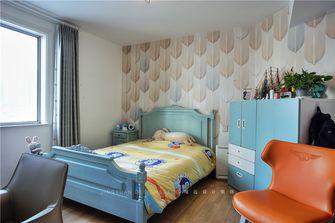 140平米三室两厅法式风格儿童房装修案例