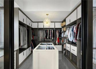 140平米四室两厅中式风格衣帽间图片
