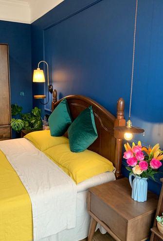 100平米四东南亚风格卧室装修图片大全