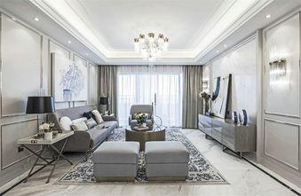 130平米四法式风格客厅图