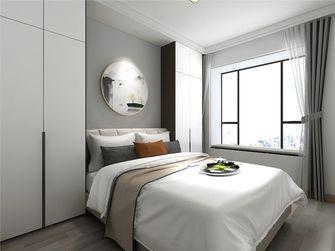 130平米三日式风格卧室欣赏图