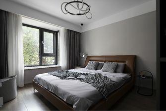 5-10万110平米三室两厅现代简约风格卧室欣赏图