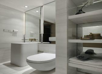 120平米三室两厅现代简约风格卫生间装修图片大全