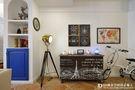 120平米三室两厅地中海风格储藏室装修图片大全