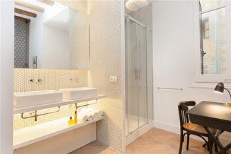 90平米三室两厅中式风格卫生间装修案例