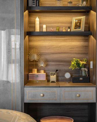80平米三室两厅现代简约风格梳妆台效果图