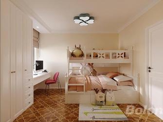 120平米欧式风格儿童房效果图