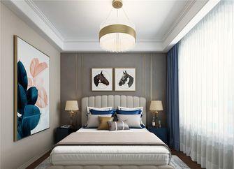 90平米四室两厅中式风格卧室欣赏图