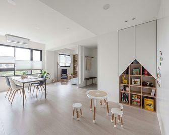 90平米四室一厅北欧风格客厅装修案例