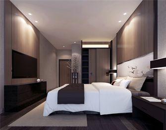 富裕型140平米四室三厅东南亚风格卧室装修案例