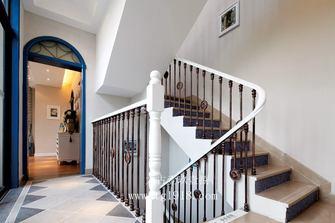 豪华型140平米复式地中海风格楼梯效果图