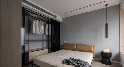 120平米三欧式风格卧室欣赏图