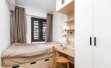 80平米三现代简约风格儿童房装修图片大全