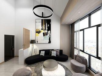 140平米英伦风格客厅装修图片大全