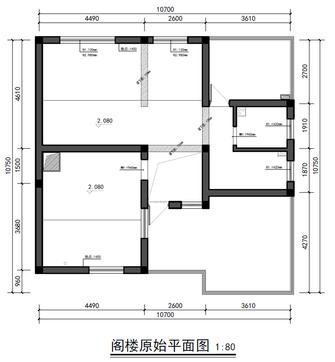 140平米四美式风格其他区域装修效果图