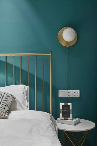 90平米欧式风格卧室装修图片大全