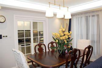 80平米三室两厅宜家风格餐厅设计图