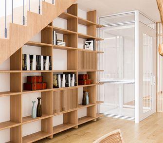 140平米四室两厅日式风格楼梯间装修案例