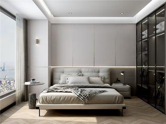 5-10万100平米三室两厅现代简约风格卧室图