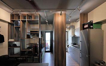 经济型30平米超小户型英伦风格走廊装修效果图