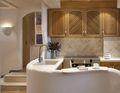 50平米小户型地中海风格厨房设计图
