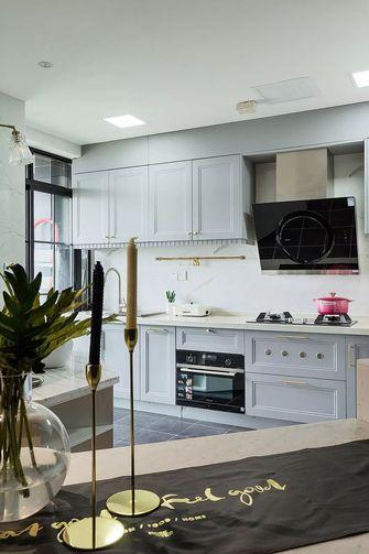 80平米一室一厅北欧风格厨房欣赏图