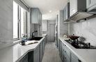 豪华型140平米三室两厅美式风格厨房装修案例