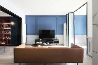 80平米三室一厅现代简约风格客厅欣赏图