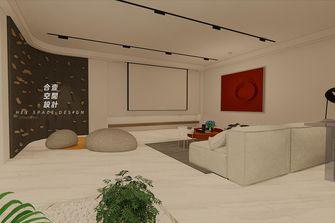经济型140平米别墅其他风格影音室图