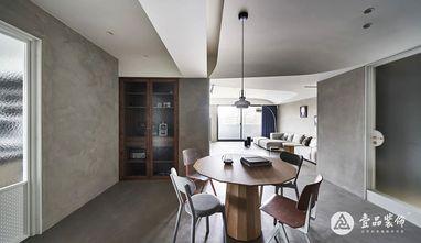 富裕型90平米三室一厅现代简约风格餐厅图片大全