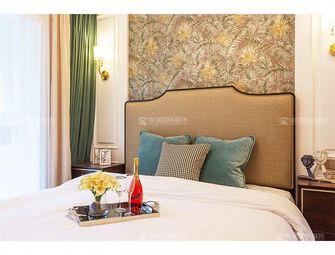 富裕型140平米四室三厅美式风格卧室装修案例