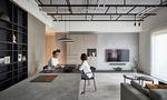 90平米四室两厅英伦风格客厅装修案例