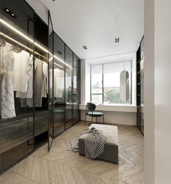 140平米四室两厅现代简约风格衣帽间效果图