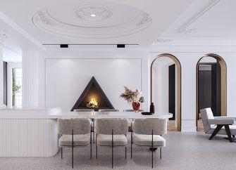 140平米复式法式风格餐厅装修案例