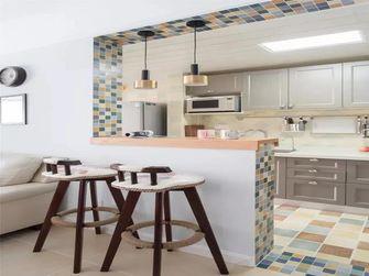 100平米三室一厅美式风格厨房图