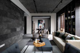 20万以上140平米四室三厅现代简约风格客厅欣赏图