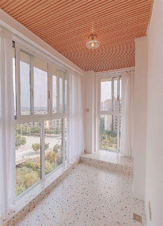 70平米日式风格阳台图片
