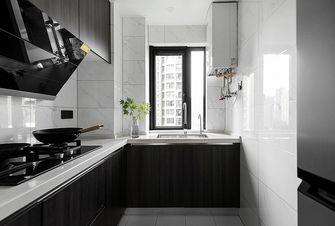 100平米三室一厅宜家风格厨房设计图