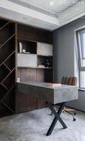 140平米三混搭风格书房装修效果图
