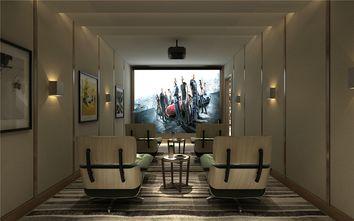 140平米三北欧风格影音室欣赏图