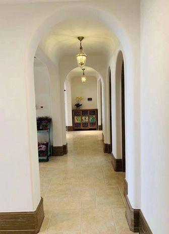 140平米复式地中海风格走廊装修效果图